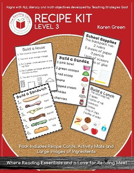 Level 3 Recipe Kit
