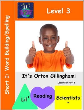 Short I (CVC) - Word Building & Spelling Kit (OG)