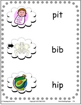 Short I (CVC) - Word Building & Spelling Kit (OG)