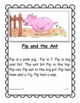 Level 3: Short Vowel I: (CVC) - Decoding/Reading Kit