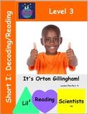 Short I (CVC) - Decodable Stories, Sentences, and Word Cards (OG)