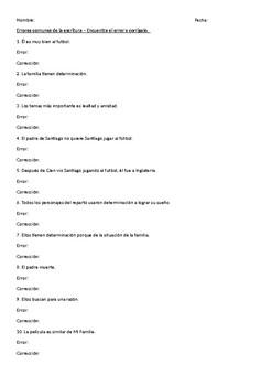 Level 4 Common Error Correction