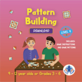 Level 4 - Pattern Building Game