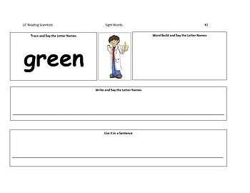 Level 4: Short O (CVC) - Word Building/Spelling Kit Set 3