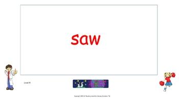 Short O (CVC) - Picture Prompts and Words Flip Chart (OG)