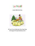 Level 5&6 French Christmas Activities Bundle