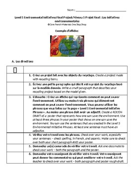 Level 5 Environmental Initiatives Final Project Template