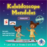 Level 5 - Kaleidoscope Mandalas