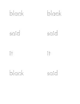 Level 5: Short Vowel E (CVC) Writing Kit
