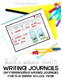 Differentiated Writing Curriculum- Level 6 (Build A Sentence)