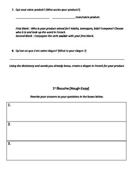 Level 7&8 Consumerism Unit Final Project