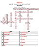 Level 7&8 Consumerism Vocabulary Crossword