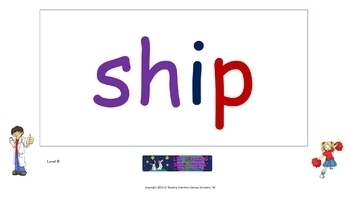 Digraphs (CVCC) - Flip Chart (OG)