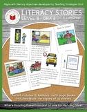 Level 8 Literacy Stories