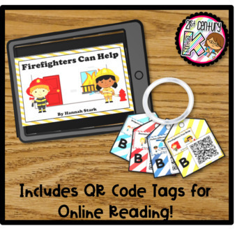Level B Readers for Guided Reading - Community Helpers