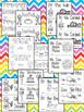 Levels A, B, and C Emergent Reader Mega Bundle for Kindergarten- Guided Reading