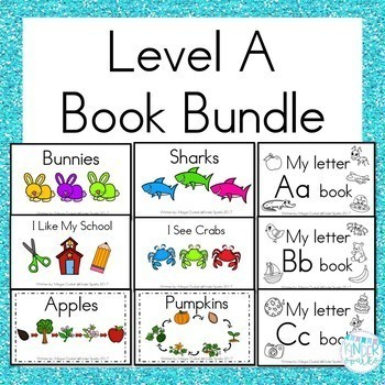 Level A Book Bundle