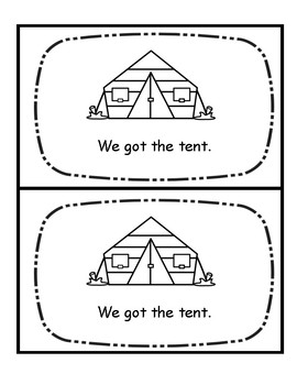 Level A Book-Camping