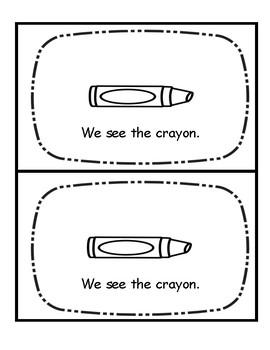 Level A Book-Classroom