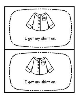 Level A Book-Clothes