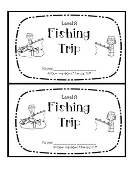 Level A Book-Fishing