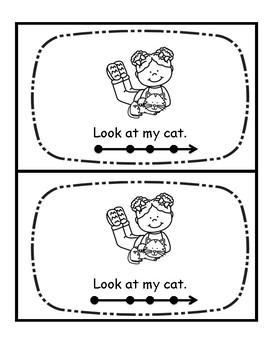 Level A Book-Pets