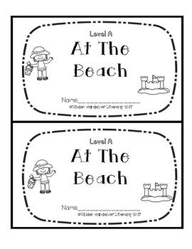 Level A Book-The Beach