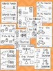 Level A Emergent Reader Bundle- Leveled Readers for Kinder