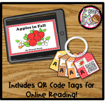 Level A Readers for Guided Reading - Fall Changes