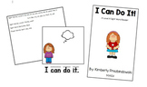 Level A Sight Word Reader - I Can Do It!