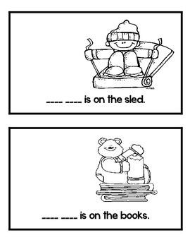 Level B Sight Word Reader-He