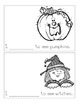 Level B Sight Word Reader-Like (Halloween)
