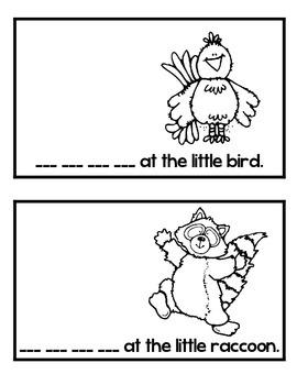 Level B Sight Word Reader-Look