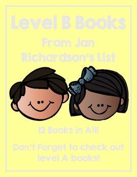 BUNDLE Level B Sight Word Readers-12 books!