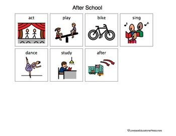 Level B Supplementary Materials for Reading A-Z Books