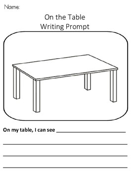 Level B Thanksgiving Guided Reading Book! Writing Prompt included!