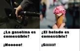 Level B bundle - Non-Fiction Books in Spanish