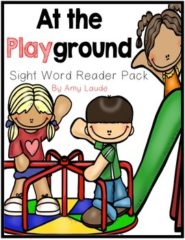 Level B/C Sight Word Reader Pack-Play
