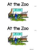 At the Zoo Level C Guided Reading book and Lesson Plans!