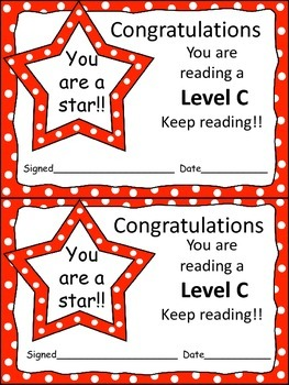 Level C (DRA 3/4) Word Study, Parent Communication, and Assessment