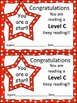 Level C (DRA 3/4) Word Study, Parent Communication, and As