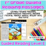 Reading Passages for 1st Grade Level E