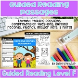 Level F Guided Reading Passages