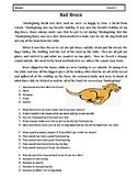 Level G Reading Comprehension Bundle-5 Passages