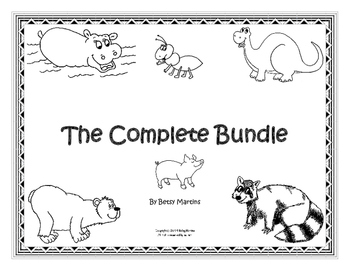 Kindergarten Level Complete Bundle (2nd Edition)
