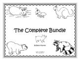 Kindergarten Level Complete Bundle (2nd Edition)