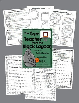 Level K Guided Reading Lesson Plans - Growing Bundle