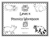 Phonics Workbook FUN Level K (2nd Edition)