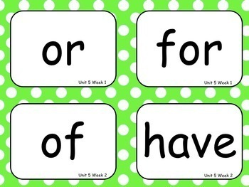 Level K Trick Words for Word Wall with EDITABLE Cards - 2 sizes
