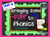 """Level K, Unit 4: Bringing Some """"FUN"""" to Phonics! For Your"""